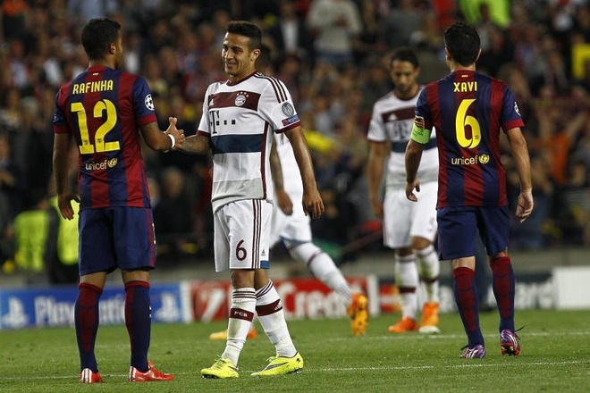 Lo La Masia suy tan,  Barca  het mo co Messi 'de nhi' anh 2