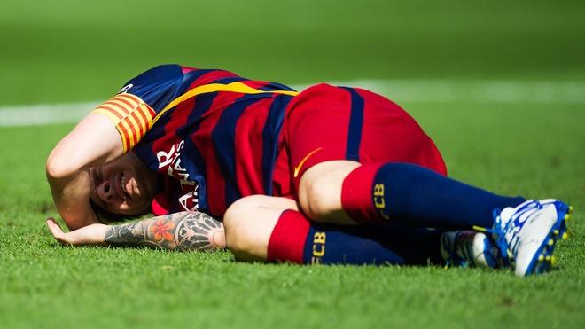 Nguy co Messi mang doi chan khong lanh lan toi World Cup hinh anh 2