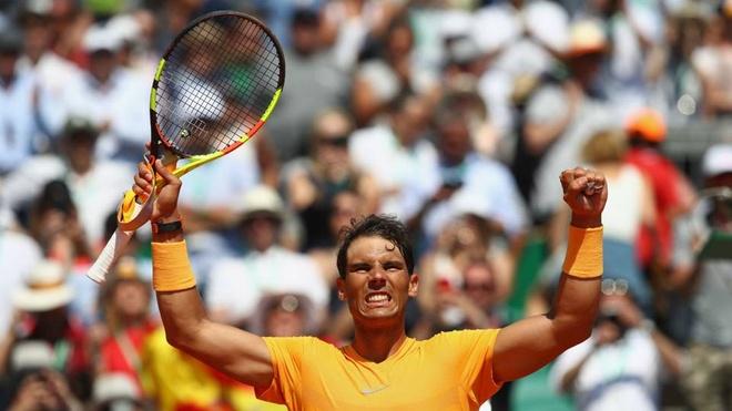 Monte Carlo van la giai dau cua rieng Rafael Nadal hinh anh