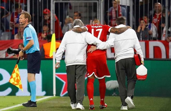 Van rui chua chiu buong tha Bayern Munich hinh anh 1