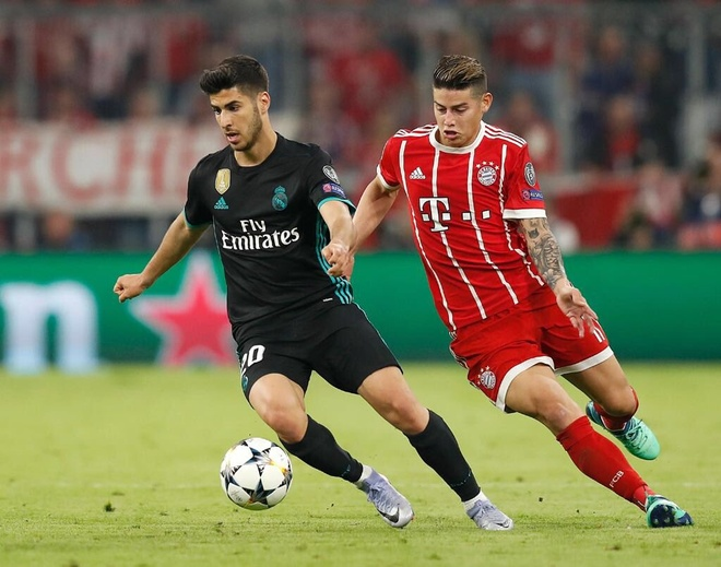 Marco Asensio va cuoc ho hen voi dinh menh o Real Madrid hinh anh 3