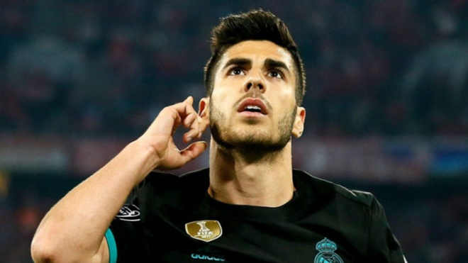 Marco Asensio va cuoc ho hen voi dinh menh o Real Madrid hinh anh