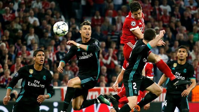 Ronaldo 'beo': Cau thu nao cua Bayern cung co the lam ton thuong Real hinh anh 1