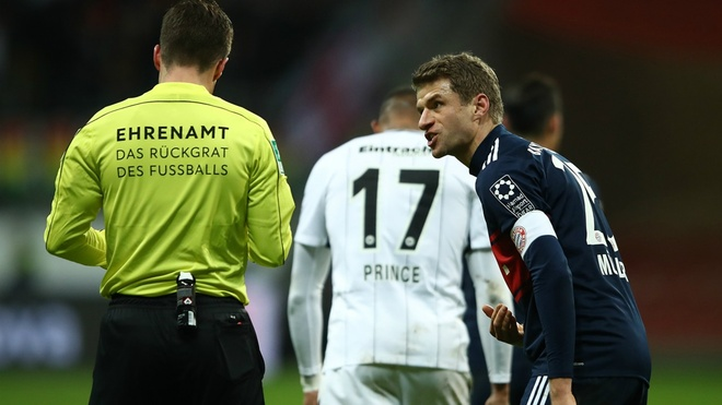 Thomas Mueller choc tuc Real Madrid truoc man tai dau hinh anh