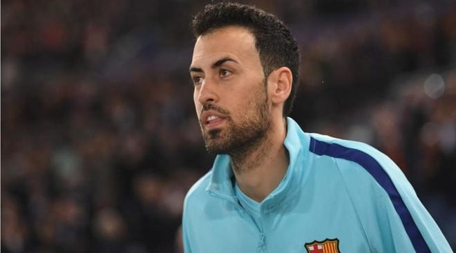Sergio Busquets - con dau dau moi cua Barca hinh anh