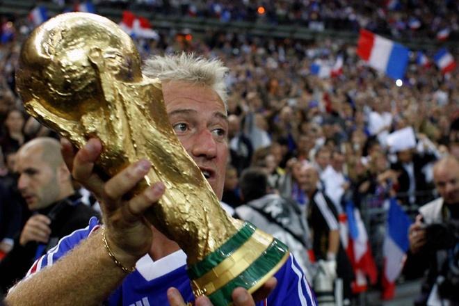 Platini: 'Dung thu doan de Phap gap Brazil o chung ket World Cup 1998' hinh anh 1