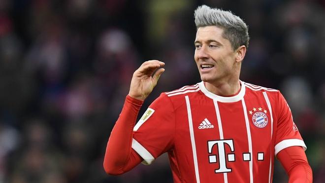 Chan sut Robert Lewandowski doi roi Bayern Munich hinh anh 1