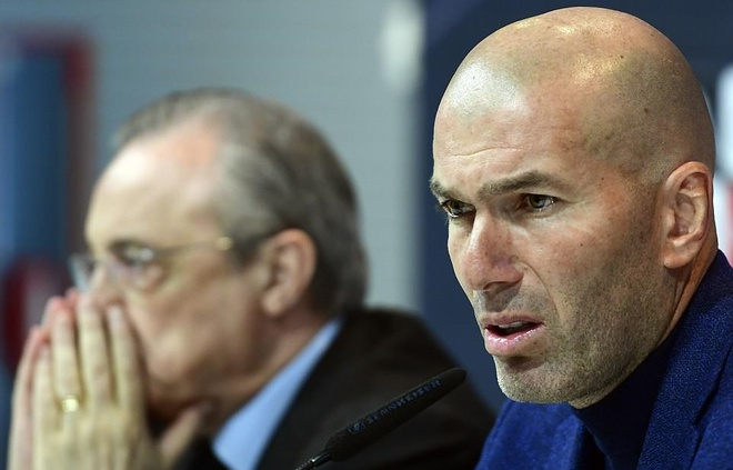 'Su ra di cua Zidane la don bua bo voi Real' hinh anh