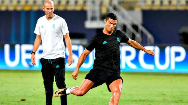 Zidane ra di de khien Real Madrid mat Ronaldo hinh anh 2