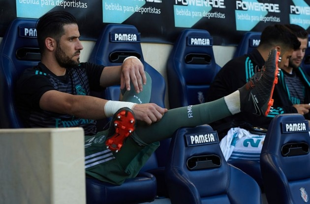 Nghi van thu mon Real Madrid suyt danh nhau voi Zidane hinh anh