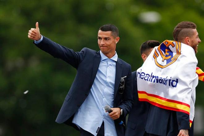 Bao Bo Dao Nha: Ronaldo chac chan roi Real Madrid hinh anh