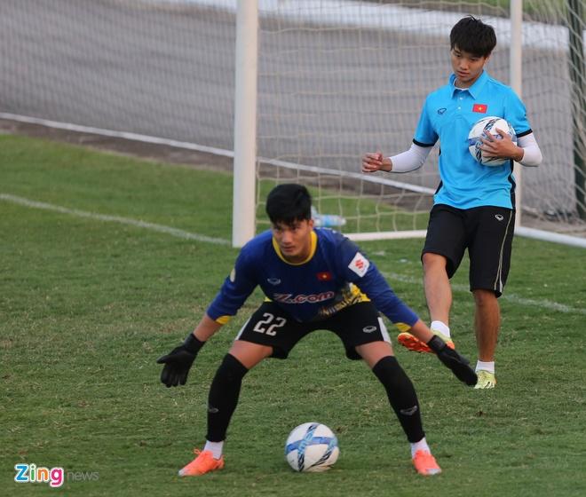 'Hot boy' U23 Viet Nam va noi niem xem World Cup cung bo hinh anh 1