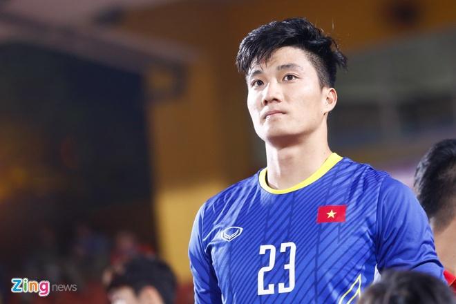 'Hot boy' U23 Viet Nam va noi niem xem World Cup cung bo hinh anh