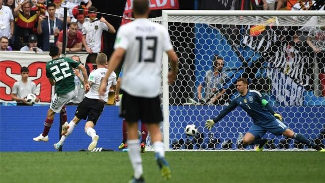 FIFA mac sai lam hai huoc ve ty so tran Duc thua Mexico hinh anh 2