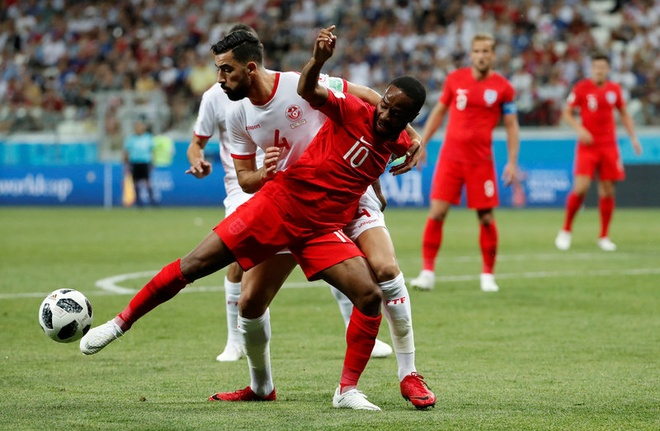 Raheem Sterling co xung dang da World Cup? hinh anh 2