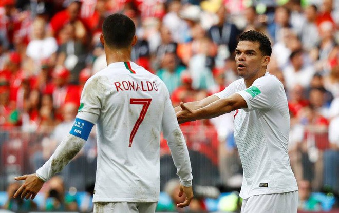 Ronaldo hay, nhung Pepe xuat sac khong kem hinh anh