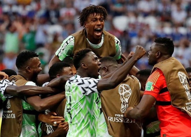 Nhac Argentina trong chien thang cua Nigeria la su xuc pham hinh anh