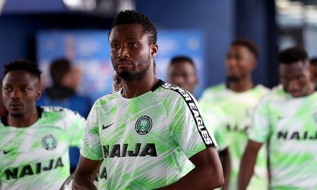 John Obi Mikel: 'Cha toi bi bat coc truoc tran gap Argentina' hinh anh