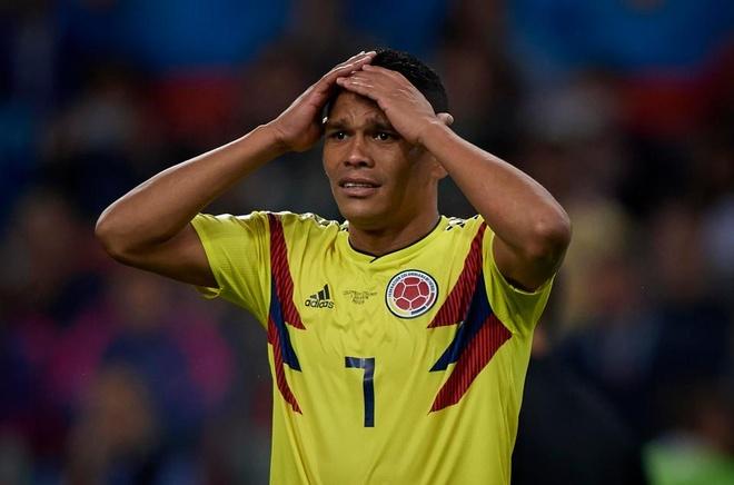 'Toi do' khien Colombia thua tuyen Anh bi doa giet hinh anh