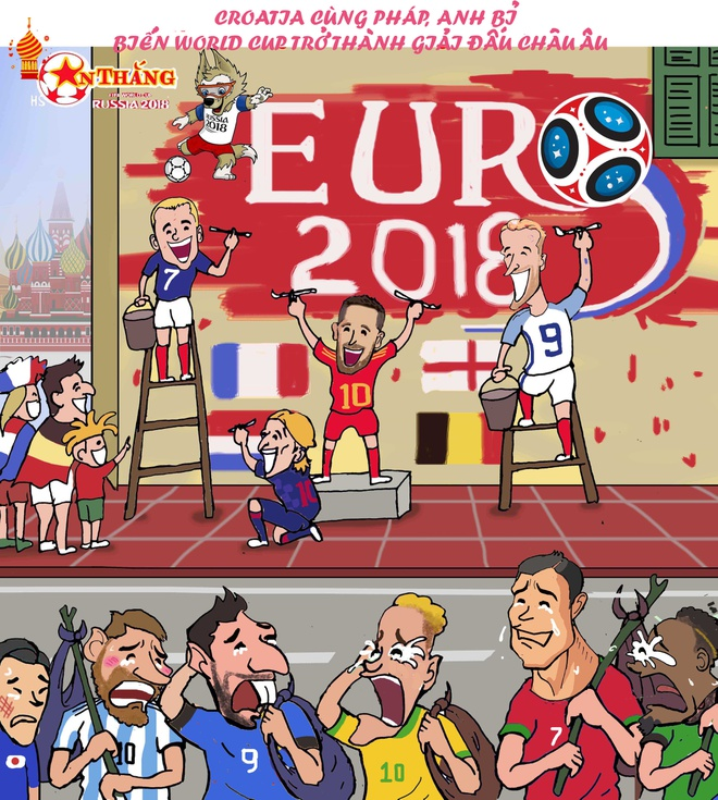 Hi hoa Croatia khien Argentina, Anh khoc ngat tai World Cup hinh anh 4