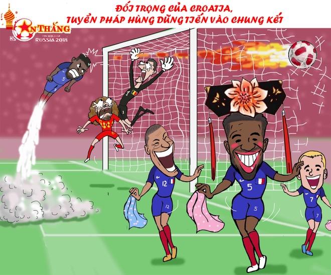 Hi hoa Croatia khien Argentina, Anh khoc ngat tai World Cup hinh anh 7
