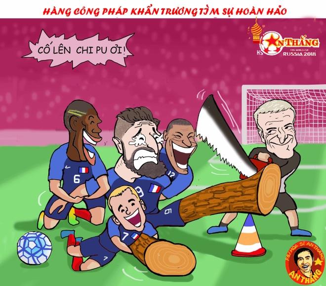 Hi hoa Croatia khien Argentina, Anh khoc ngat tai World Cup hinh anh 9