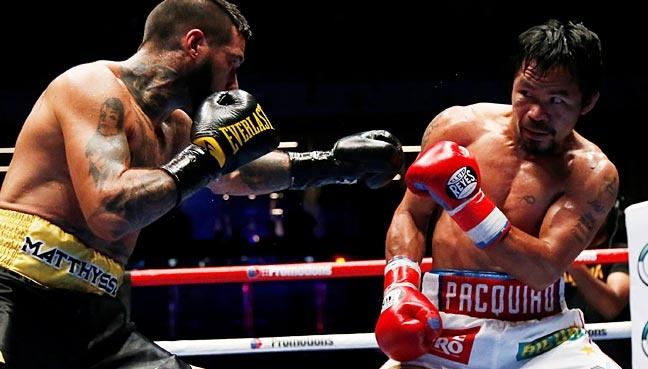 Huyen thoai Manny Pacquiao co tran thang knock-out o tuoi 39 hinh anh 1