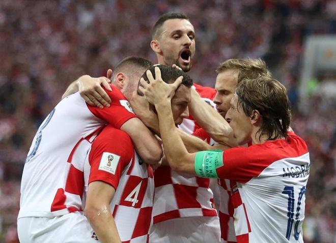 Sau World Cup, se khong ai dam coi thuong quoc gia nho be Croatia hinh anh