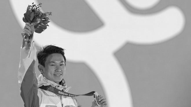 Chu nhan huy chuong dong Olympic Sochi bi cuop dam chet hinh anh