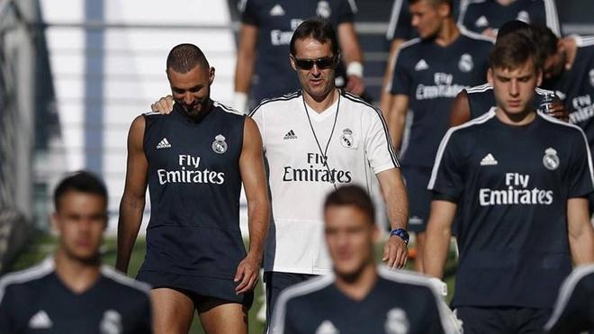 Ronaldo di, Benzema het noi nuong nau hinh anh 2