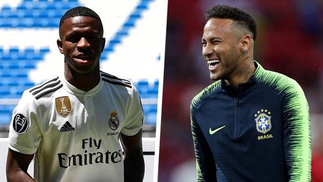 Xin loi Perez, Vinicius khong phai Neymar hinh anh