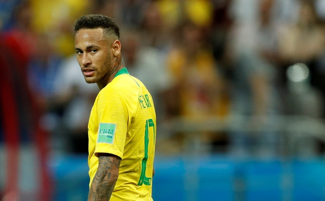 Neymar - giai 'The Best' khong co cho cho su ong eo hinh anh 1
