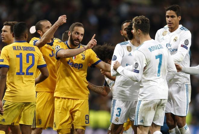 Gonzalo Higuain - O lai Italy de 'phuc thu' Ronaldo anh 1