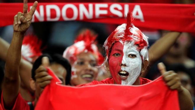 CDV Indonesia hat chui doi Malaysia la cho tai giai U16 Dong Nam A hinh anh