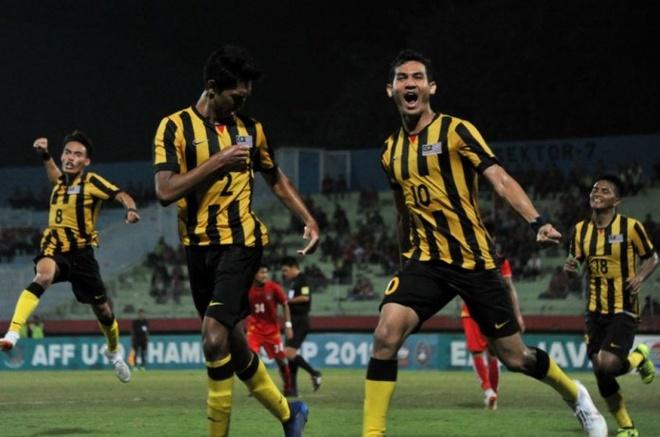 CDV Indonesia hat chui doi Malaysia la cho tai giai U16 Dong Nam A hinh anh 1