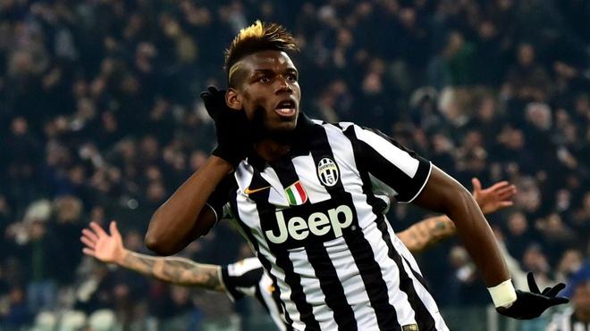 Chi voi Juventus, the gioi moi duoc thay Pogba hay nhat hinh anh