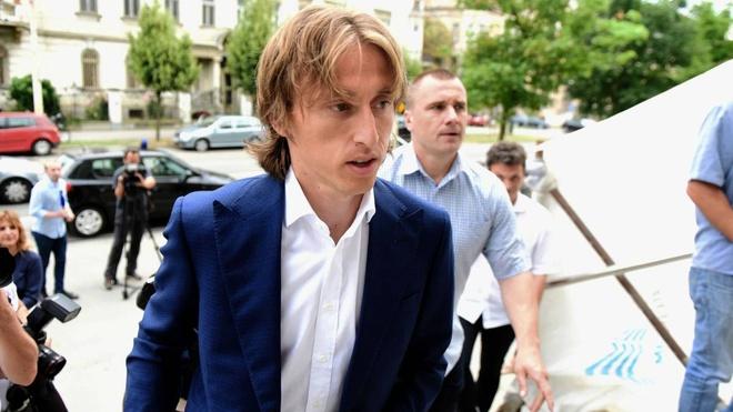 Real Madrid va Modric: Tat ca cung vi tien hinh anh 1