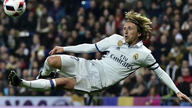 Real Madrid va Modric: Tat ca cung vi tien hinh anh
