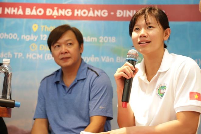 'Co gai vang' boi loi Anh Vien chia se truoc them ASIAD 2018 hinh anh