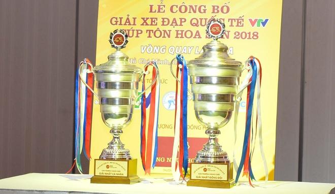 Giai dua xe dap VTV Cup 2018 tang thuong cho cua-ro gianh ao vang hinh anh