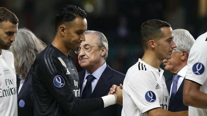 Con gam nham qua khu, Real Madrid chi co chuoc cai ket dang hinh anh