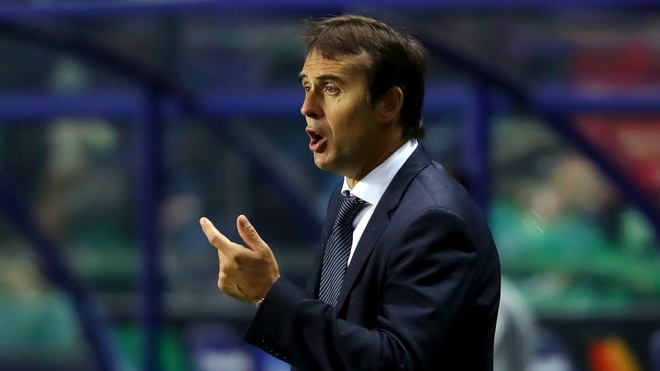 Perez bat dong Lopetegui: Chi Real Madrid lanh du hinh anh 2