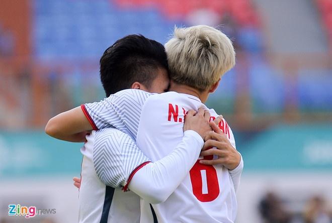 'Thang Nhat Ban chung minh U23 Viet Nam khong he an may o giai chau A' hinh anh