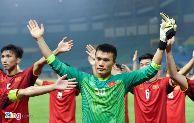 Tuyen Olympic Viet Nam va cac doi Dong Nam A khong con de bi bat nat hinh anh
