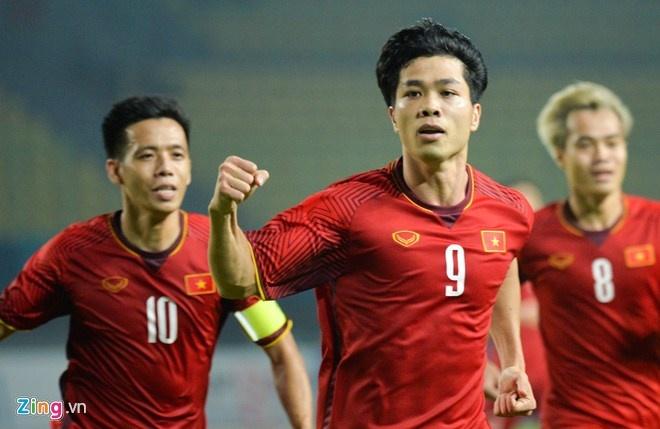 Bao Han Quoc nhan dinh Olympic Viet Nam khong co gi phai ngan Syria hinh anh