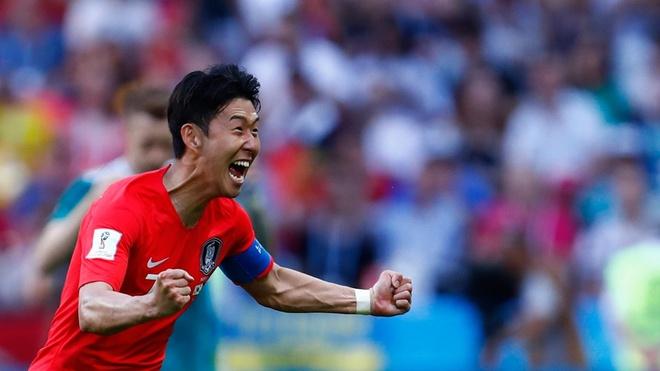 Olympic Viet Nam can lam gi de ngan chan Son Heung-min? hinh anh