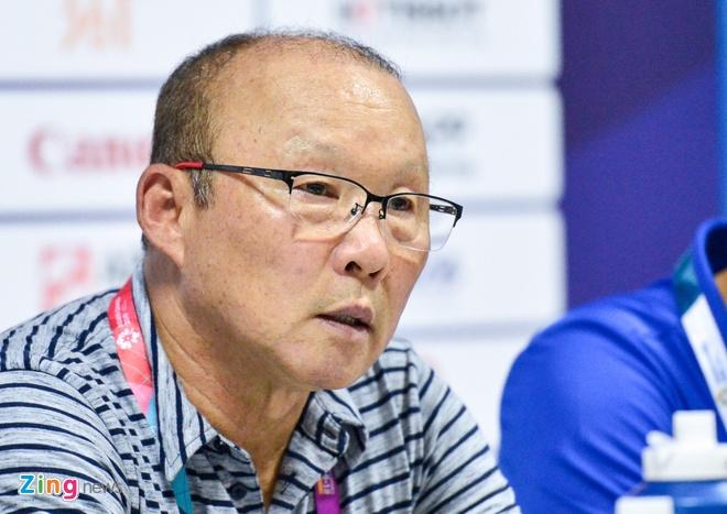 Nha bao Han Quoc: 'Olympic Viet Nam rat khao khat va quyet tam' hinh anh 1