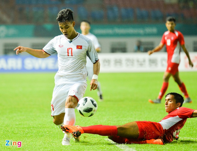 Nha bao Han Quoc: 'Olympic Viet Nam rat khao khat va quyet tam' hinh anh