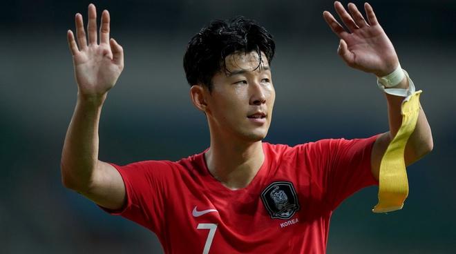 Son Heung-min - tho san hay chim moi? hinh anh