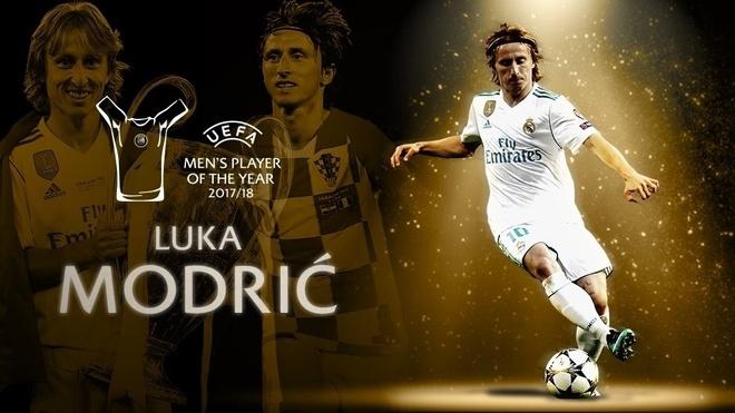 Dung tranh luan gi nua, Luka Modric la nguoi gioi nhat hinh anh